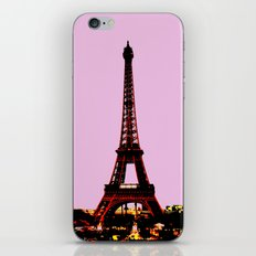 paris. iPhone & iPod Skin