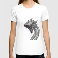 hydra T-shirts featuring Hydra by Sara Saeed