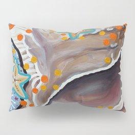 'CAN YOU HEAR THE SEA?' - Ruth Priest Pillow Sham