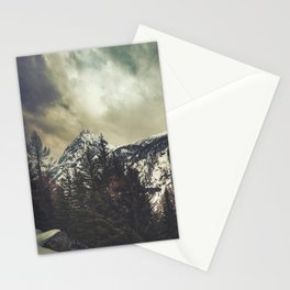 Alpine Twin Peaks Stationery Cards
