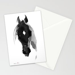 Horse (Star) Stationery Cards