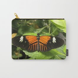 Black and Orange Beauty #1 Carry-All Pouch