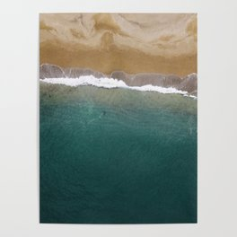 Point Reyes Shore Poster