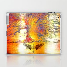 The mystic tree Laptop & iPad Skin