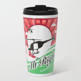 Welcome to the Alt Right Travel Mug