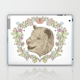 I love you beary much. Laptop & iPad Skin