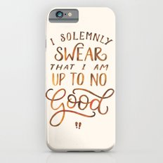 I Solemnly Swear iPhone 6 Slim Case