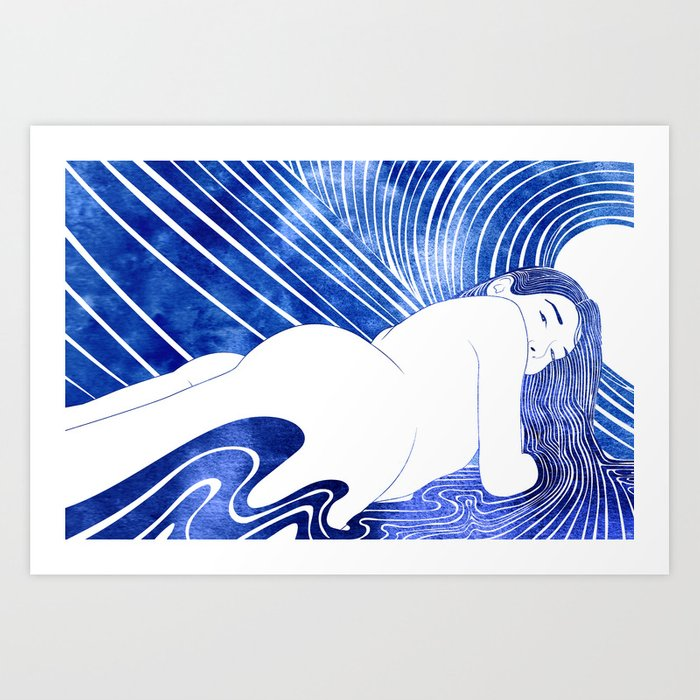 Iaira Art Print