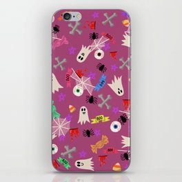 Maybe you're haunted #3 iPhone Skin