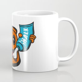 Liquid Chalk Eater Coffee Mug