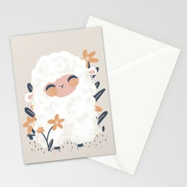 "The"" ""Animignons"" - the Sheep Stationery Cards"