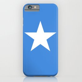 Flag of Somalia iPhone Case