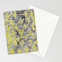 LV NEONIZED Stationery Cards