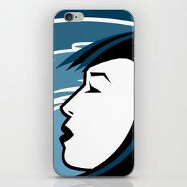 Waveslider iPhone Skin