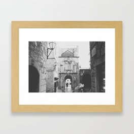 korcula  Framed Art Print
