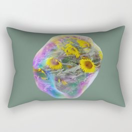 Maria Field of Hope Spirit Rectangular Pillow