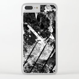Deasil - Existence and Extinction 2/3 Clear iPhone Case