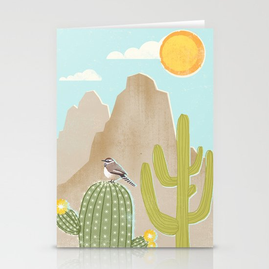 Sonoran Stationery Cards