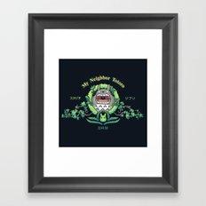 Forest Spirit Studios Framed Art Print