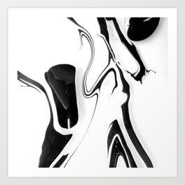 Mnml Art Print