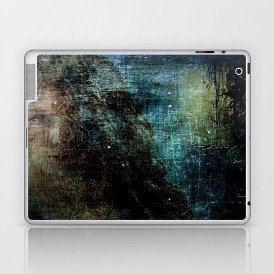Woman Laptop & iPad Skin