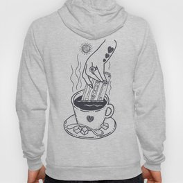 I Like My Coffee With a Taste of Good Music Hoody