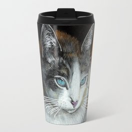 Younik the Cat Travel Mug