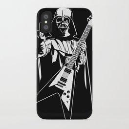 Vader Rocks iPhone Case