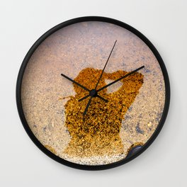 My Self Portrait Wall Clock