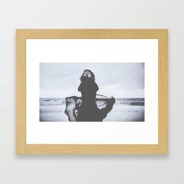 BROKEN MIRRORS [ 1 ] Framed Art Print