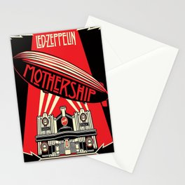 Forever Zeppelin Led Stationery Cards