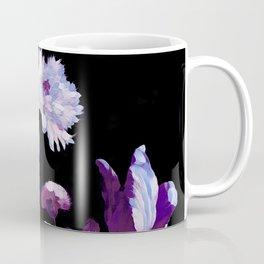 Moonlit Watercolor Bouquet Coffee Mug