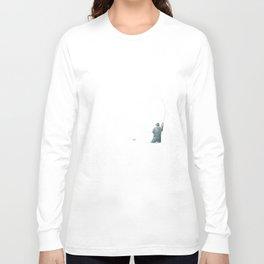 Flyfishing: Solitude Long Sleeve T-shirt