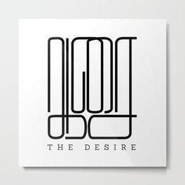 Aasai - The Desire Metal Print