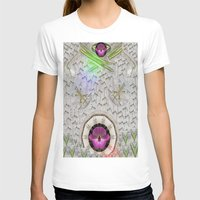 asian T-shirts featuring Asian pattern by Pepita Selles