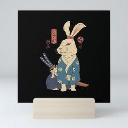 Ronin Usagi Mini Art Print