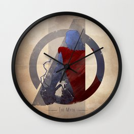 Avengers Assembled: The Myth Wall Clock
