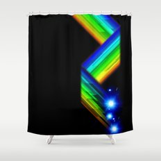 Beam Shower Curtain