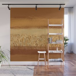 Wheaten Wall Mural