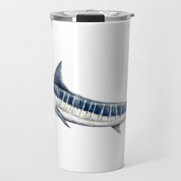 Blue Marlin (Makaira nigricans) Travel Mug
