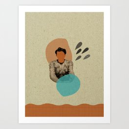 Everywoman Art Print