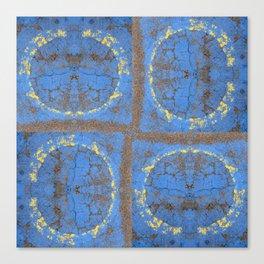 photomosaic 8 Canvas Print