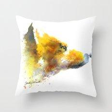 Focus Throw Pillow