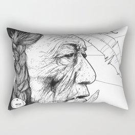 Epic 01  Rectangular Pillow
