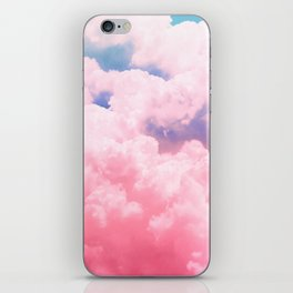 Candy Sky iPhone Skin