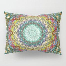 Geobloom Pillow Sham