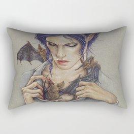 My creatures Rectangular Pillow