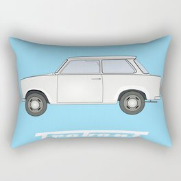 Germany Trabant DDR Rectangular Pillow