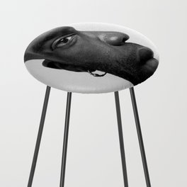 African American Counter Stool