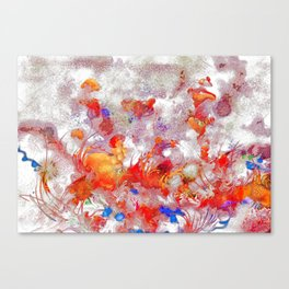 Coral Reef 2 Canvas Print